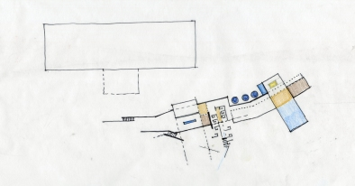 Main plan sketch
