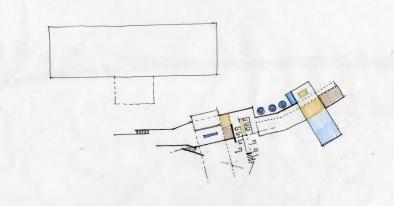 Main plan sketch