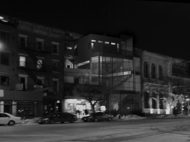 Up Old Fulton Street