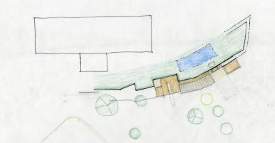 Roof plan sketch